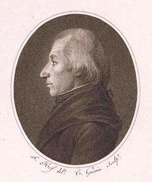 Christian Wilhelm von Dohm