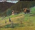 Christian Skredsvig - The Poet Vinje's Home Plassen in Telemark - Vinjes barndomshjem Plassen i Telemark - IMG 9744aq (cropped).jpg