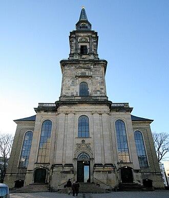 Christian's Church, Copenhagen - Image: Christians Kirke Copenhagen 4