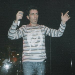 Aslan (band) - Lead singer Christy Dignam