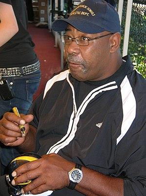 Chuck Muncie - Image: Chuck Muncie at Cal 10 25 08 01