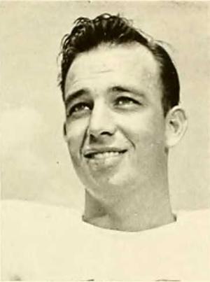 Chuck Stobart - Stobart at Ohio University, 1958