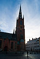 Church of Riddarholmen in Stockholm (8273743428).jpg