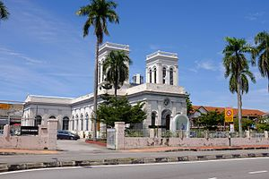 Church of the Assumption (Penang) - Church of the Assumption (Penang) 2016