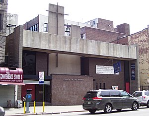 Church of the Nativity (Manhattan) - The current church