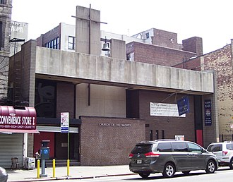 Church of the Nativity (Manhattan) - The current church