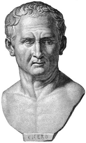 "Ipse dixit - The Roman politician Marcus Tullius Cicero coined the phrase Ipse dixit, which translates from the Latin as ""He, himself, said it"""