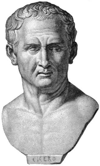 "Ipse dixit - The Roman politician Marcus Tullius Cicero coined the phrase ipse dixit, which translates from the Latin as, ""he said it himself"""