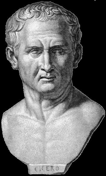 Cicero Büste