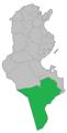 Circonscription électorale de Tataouine.png