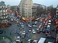 Circulation Dingue (Parisian Traffic), Place De Roubaix, Gare Du Nord, Paris, 25 mar 2005 - panoramio.jpg