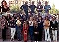 Clanhus AB employees 1970.jpg