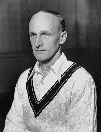 Clarrie Grimmett - Grimmett in 1934