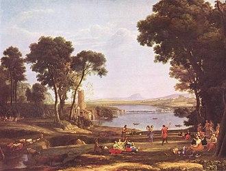 1648 in art - Image: Claude Lorrain 020