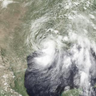 Tropical Storm Claudette (1979) Atlantic tropical storm in 1979