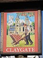Claygate village sign - geograph.org.uk - 1022370.jpg