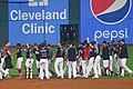 Cleveland Indians 22nd Consecutive Win (37100001772).jpg