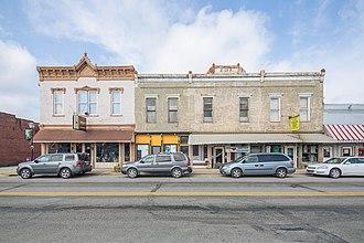 Cloverdale, Indiana - Image: Cloverdale, Indiana