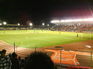 Estadio Marte R. Gómez - Image: Club correcaminos