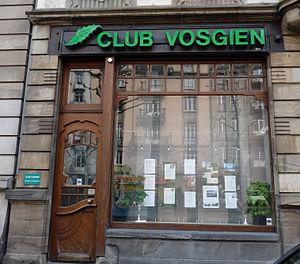 Vosges Club - Strasbourg, avenue des Vosges 71