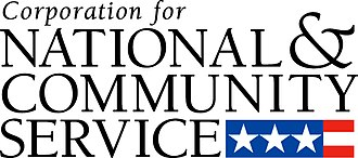 Corporation for National and Community Service - Image: Cncs logo 1