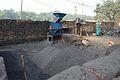 Coal Crushing Area - Mitra Brickfield - Halalpur Krishnapur - Nadia 2016-01-17 8838.JPG