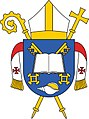 Coat of arms of Diocese of Kimbe.jpg