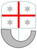 Coat of arms of Liguria.svg