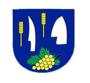 Malé Kozmálovce - Image: Coat of arms of Malé Kozmálovce