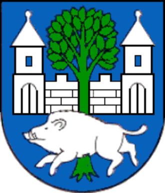 Malacky - Image: Coat of arms of Malacky