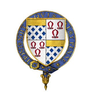 16th-century English politician