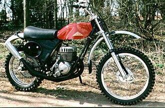 Cotton (motorcycle) - Cotton 250 Cobra replica