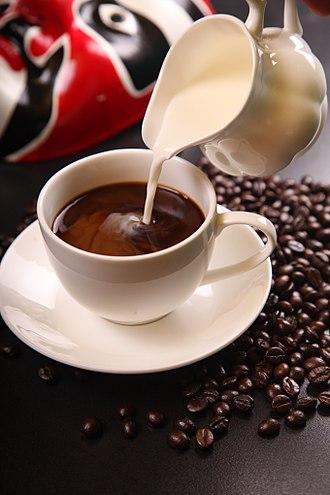 Milk coffee - Coffee with milk