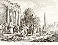Collection de cent-vingt estampes, gravée d'après les tableaux and dessins qui composoient le cabinet de m. Poullain précédée d'un abrégé historique de la vie des auteurs qui la composent Cette suite (14592096448).jpg