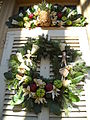 Colonial Williamsburg (December, 2011) - Christmas decorations 75.jpg