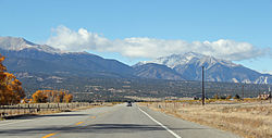 Colorado State Highway 291 - Wikipedia
