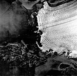 Columbia Glacier, Heather Island, Calving Terminus, June 21, 1978 (GLACIERS 1108).jpg