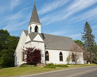 Byfield, Massachusetts village in Massachusetts