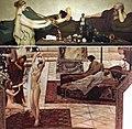 ComparisonAlmaTademaPompeianScene-KlimtTheatervon Taormina.jpg