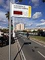 Comptador de bicis al Pont de Fusta (València).jpg