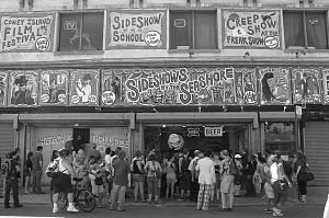 Freak show - Coney Island and its popular ongoing freak show