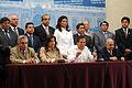 Conferencia de prensa de bancada de alianza parlamentaria (7027332979).jpg