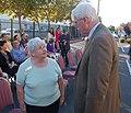 Congressman George Miller and Nancy Parent (6277908265).jpg