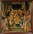 Consécration de st- Remy anonyme Français XVII.jpg