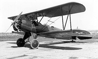 Consolidated PT-3 training aircraft