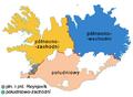 Constituencies Iceland pl.png