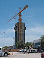 Control Tower in Construction, Santiago Marino International Airport.jpg