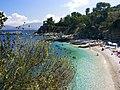 Corfu September 2009 - Kassiopi, Bataria Beach - panoramio - maczopikczu (7).jpg