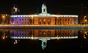 Cork: Cork City Hall