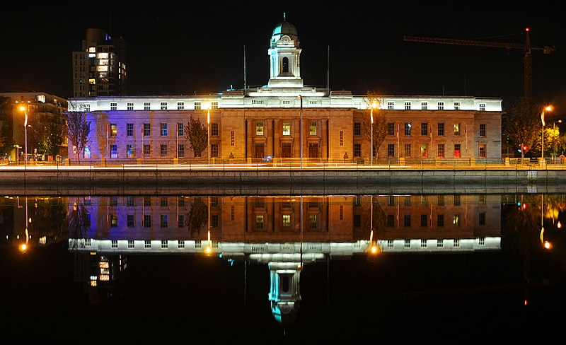 Ofbeeldienge:Cork City Hall.jpg